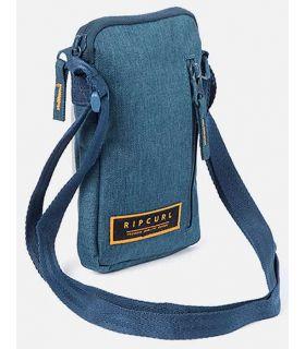 Rip Curl Handbag Slim Pouch Cordura Blue - Backpacks-Bags