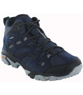 Hi-Tec Ravus Vent Lite Mid WP - Zapatillas Trekking Hombre