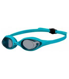 Arena Spider Smoke/Blue/Black - Goggles Swimming