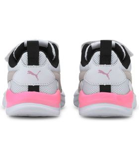 Calzado Casual Baby - Puma X-Ray Lite Ac Inf 03 blanco Lifestyle