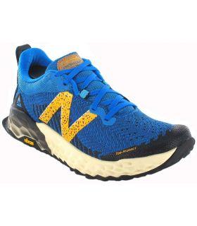 New Balance Fresh Foam Hierro V6 Bleu - Chaussures De Course