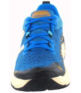 New Balance Fresh Foam Iron V6 Blue - Running Shoes Trail