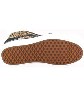 Vans Ward Hi Leopard Platform - Casual Footwear Woman