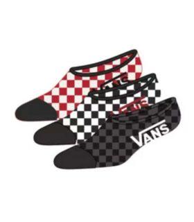 Calcetines Running - Vans Calcetines Classic Super No Show negro Zapatillas Running
