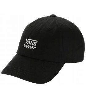 Gorros - Viseras Running - Vans Gorra Court Side Hat Black Checker negro Textil Running