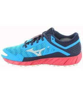 Zapatillas Trail Running Mujer - Mizuno Wave Ibuki 3 W azul Zapatillas Trail Running