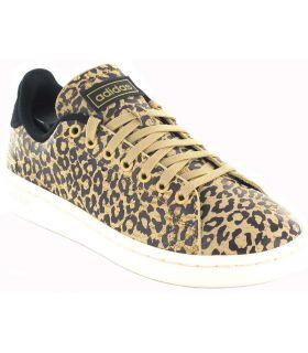 Calzado Casual Mujer - Adidas Advantage Leopard negro Lifestyle