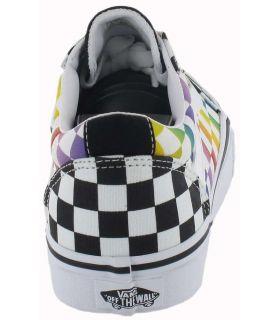 Vans Ward W Rainbow - Casual Shoe Woman