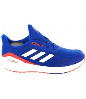 Zapatillas Running Niño - Adidas EQ21 Run Jr azul Zapatillas Running