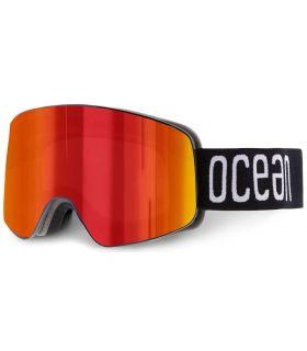 Ocean Parbat Black Revo Red - Masks of Blizzard