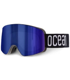 Ocean Parbat Black Revo Blue - Masks of Blizzard