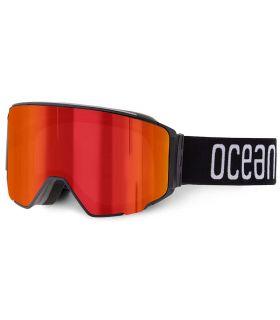 Ocean Denali Black Revo Red - Mascaras de Ventisca