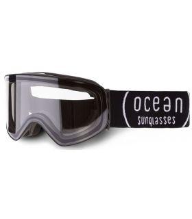 Ocean Eira Black Photochromatic Lenses - Masks of Blizzard