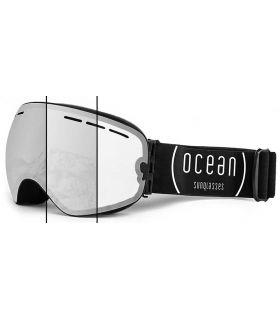 Océan Cervin Black Fotocromatico - Les masques de Blizzard