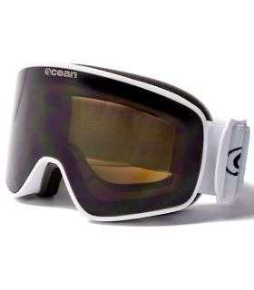 Ocean Aspen White Smoke - Les masques de Blizzard