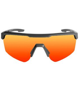 Ocean Road Black Revo Red - Gafas de Sol Ciclismo - Running