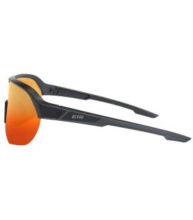 Ocean Trail Black Revo Red - Gafas de Sol Ciclismo - Running