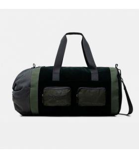 Unequal Dufflebag Tube Velvet - Bags