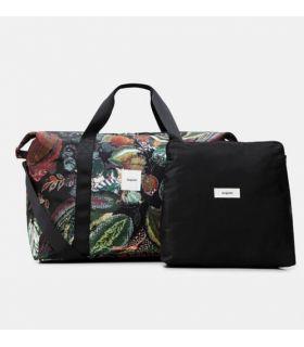 Bolsas - Desigual Duffle Bag Jungle 2 x 1 verde Trail Running