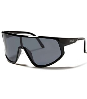 Ocean Killy Shiny Black Smoke - Gafas de Sol Ciclismo - Running