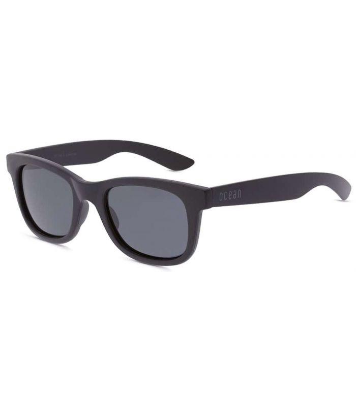 Ocean Shark Matte Black Smoke - Gafas de Sol Casual