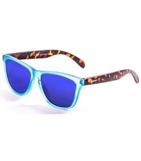 Ocean Sea Blue Front Revo Blue - Gafas de Sol Casual
