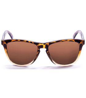 Ocean Sea Brown Gradual Brown - Gafas de Sol Casual