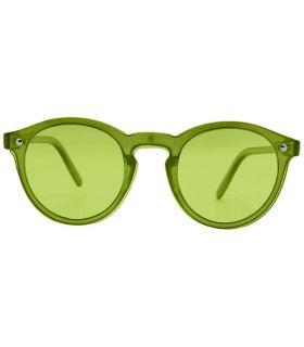 Ocean Milan Transparent Green - Gafas de Sol Casual