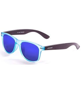 Ocean Beach Wayfarer Blue Black - Sunglasses Casual