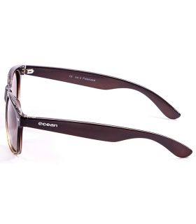 Ocean Beach Wayfarer Brown - Sunglasses Casual