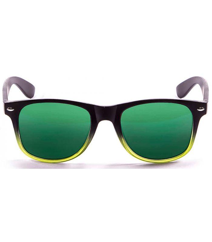 Ocean Beach Wayfarer Black Green - Zapatillas