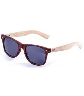 Ocean Beach Wood Brown Smoke - Gafas de Sol Casual