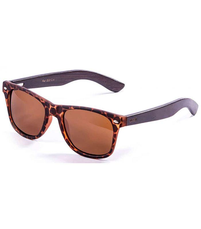 Ocean Beach Wood Brown - Gafas de Sol Casual