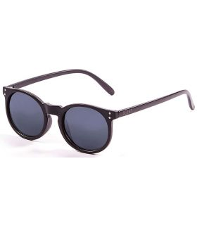 Ocean Lizart Black Smoke - Sunglasses Casual