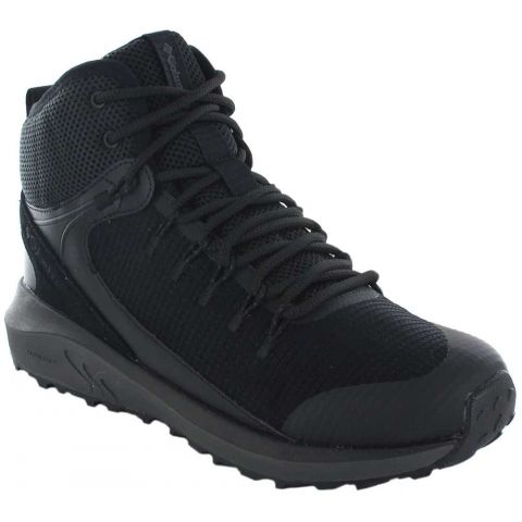 Columbia Trailstorm Mid Omni-Tech - Boots Mountain Man