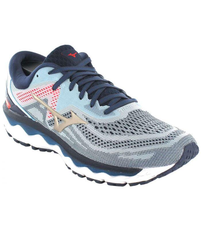 Mizuno Wave Sky 4 242 - Mens Running Shoes