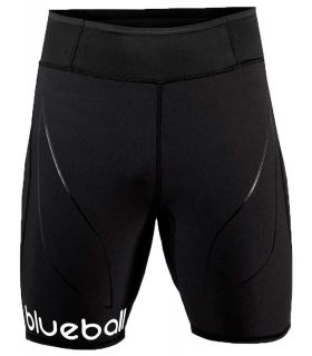Blueball BB100007 Short Meshes with Side Pocket - Tights running