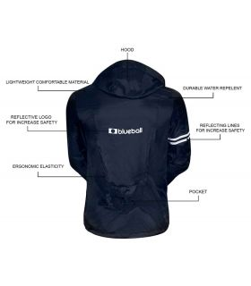 Blueball BB100033 Cortavents - Vestes De Course