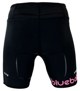 Blueball BB200001 Short Meshes with W Bolsillo - Tights running