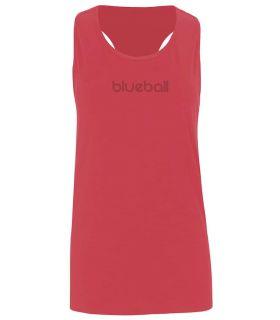 Camisetas técnicas running - Blueball Natural Racerback BB2100105 rosa Textil Running