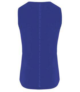 Camisetas técnicas running - Blueball Slim Tank Logo BB2100403 azul Textil Running