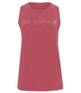 Camisetas técnicas running - Blueball Slim Tank Logo BB2100405 rosa Textil Running