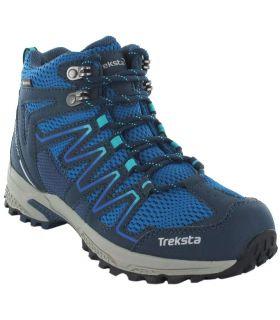 Treksta Dove Mid Blue W Gore-Tex - Hiking boots Women