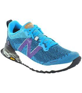 Zapatillas Trail Running Mujer - New Balance Hierro V6 W azul Zapatillas Trail Running