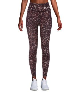 Blueball BB2200511 Mesh Leopard W - Tights running