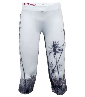 Textil Deportes Acuaticos - Blueball BB200009 Pantalon 3/4 Deportes Acuaticos Mujer blanco Natación - Triatlón