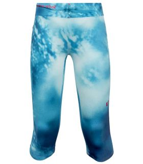 Textil Deportes Acuaticos - Blueball BB200012 Pantalon 3/4 Deportes Acuaticos Mujer azul Natación - Triatlón