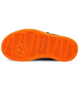 Calzado Casual Baby - Puma Stepfleex 2 Mesh VE V Inf 17 azul marino Lifestyle