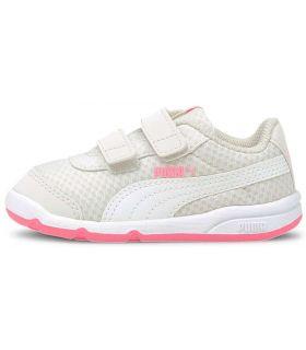 Calzado Casual Baby - Puma Stepfleex 2 Mesh VE V Inf 15 gris Lifestyle