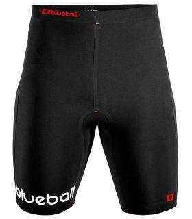 Mallas running - Blueball BB100014 Pantalon Compresion negro Textil Running